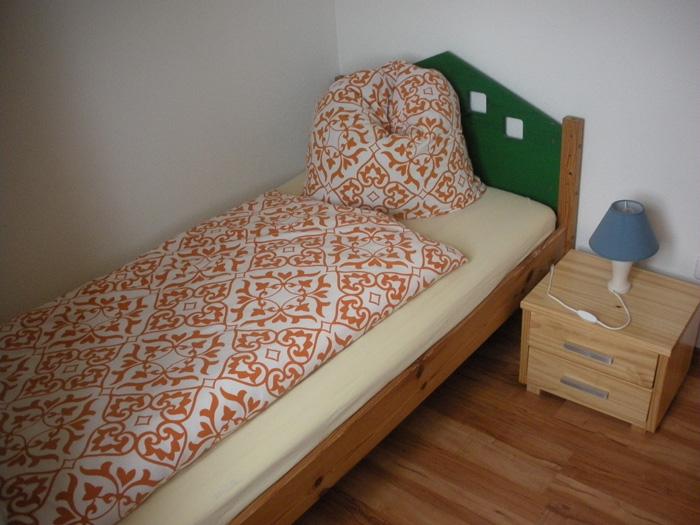 Schlafzimmer Ferienwohnung Familie Albrecht