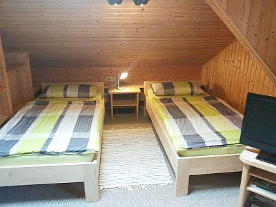 Ferienwohnung Familie Wolf Schlafzimmer