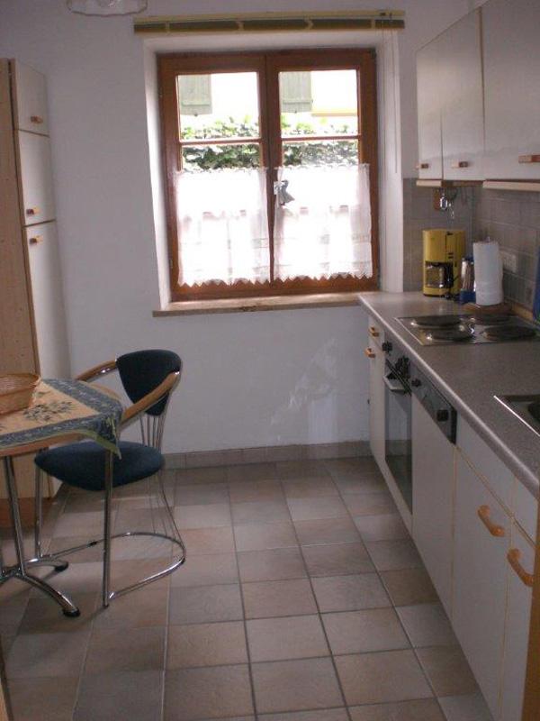 Ferienwohnung Nigl Küche
