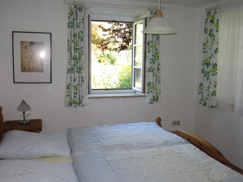 Ferienwohnung Nigl Schlafzimmer