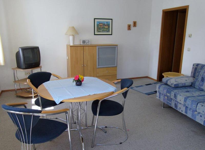 Ferienwohnung Nigl Wohnzimmer