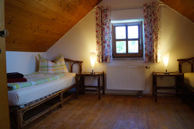 Schlafzimmer Ferienhaus Schroll